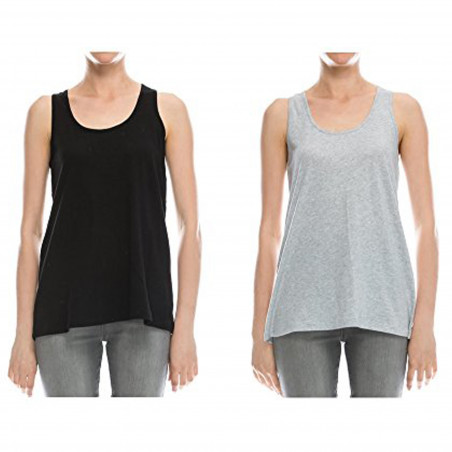 Women's Stylish Scoop Neck Tank Top