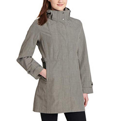 Kirkland Signature Ladies' Trench Coat