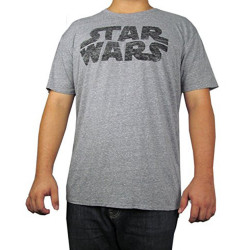 Star Wars Men's Crew Neck S/S/ Graphic T-Shirt