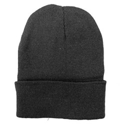 "J.ann 4-Pack or 1-Pack Adult Knit Beanies (10.5"")"