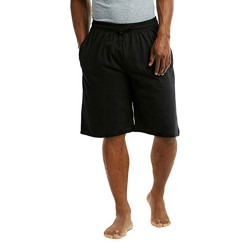 Brave Mens Cotton Super Soft Knit Lounge/Sleep Shorts