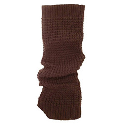 Women's Fashion Cable Knit Acrylic/ Wool Leg Warmer (Fit)