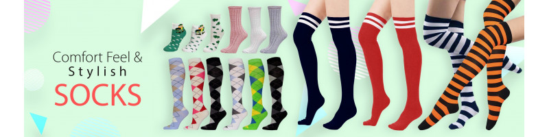 HIBALY | Socks - Shop Men's And Women's Socks at Hibaly